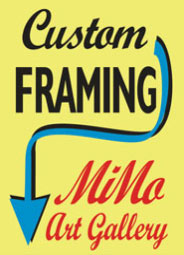 mimo custom picture framing